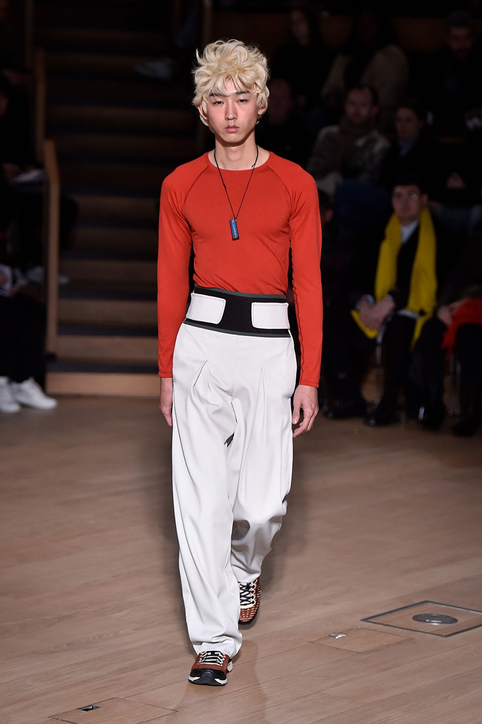 london fashion week mens fw18 kiko Cottweiler a cold wall brexit