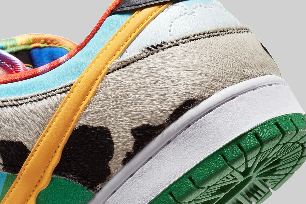 3 OG Nike SB Collectors Weigh In On the Ben & Jerry's Chunky Dunky 2