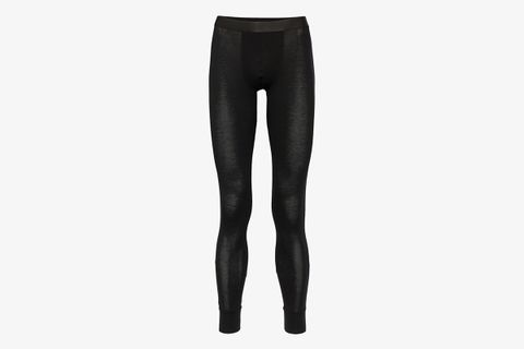 Stretch Jersey Thermal Leggings
