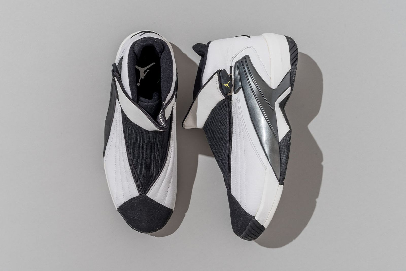 2001 Jumpman Swift 6 White/Black-Ozone