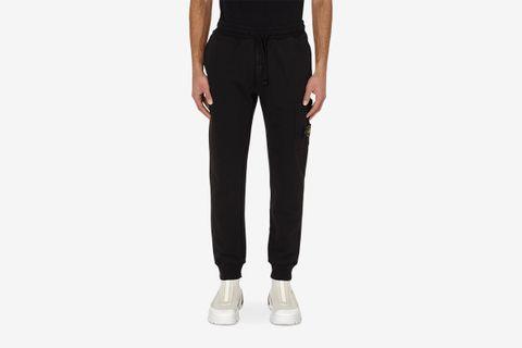 Fleece Cargo Pants