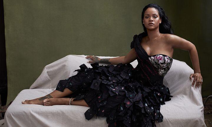 Rihanna Vogue November 2019 issue