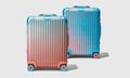 Here's an Official Look at Alex Israel's RIMOWA Luggage