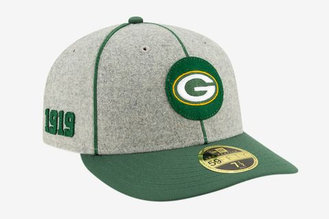Greenbay Packers Home Low Profile 59FIFTY Fitted