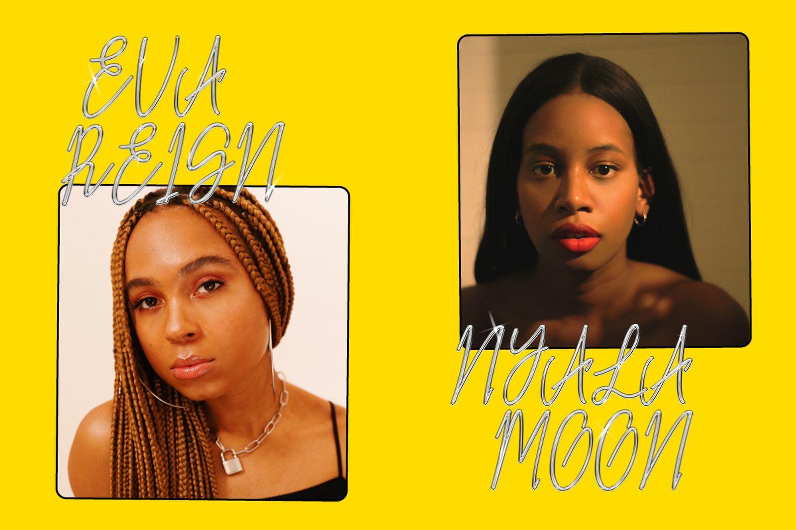 Eva Reign and Nyala Moon