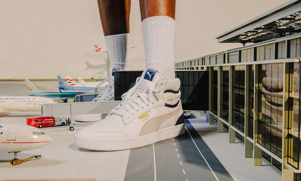 How Ralph Sampson and His OG PUMA Sneaker Was an NBA Giant
