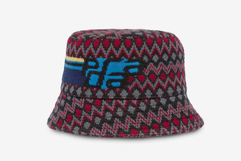 Jacquard Bucket Hat