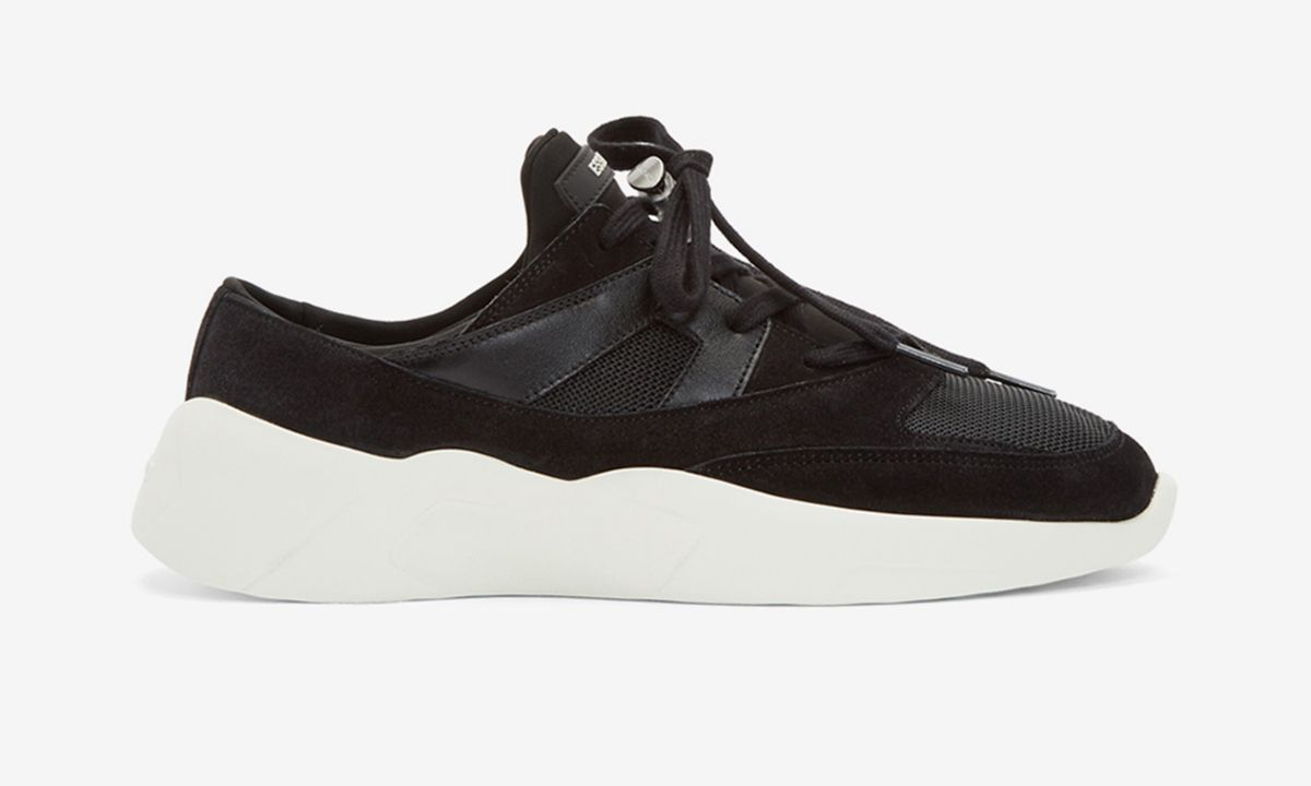 Fear of God ESSENTIALS Sneakers Are on Sale at SSENSE