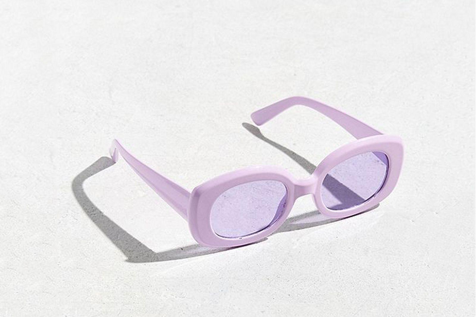 Chunky Oval Sunglasses Guess Stüssy fila