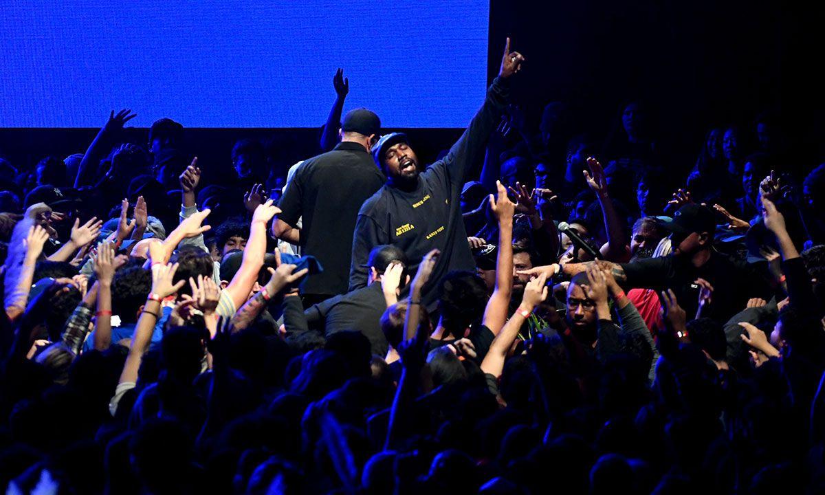 Here's How You Can Livestream Kanye West's Biblical Opera 'Nebuchadnezzar'