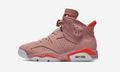 "Aleali May's Air Jordan 6 ""Millennial Pink"" Drops Today"