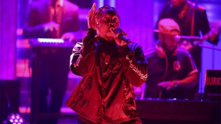 pusha t 070 shake santeria fallon performance DAYTONA The Tonight Show Starring Jimmy Fallon good music