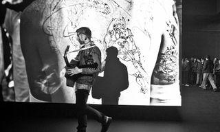 Hedi Slimane's 'California Song' at MoCA Los Angeles