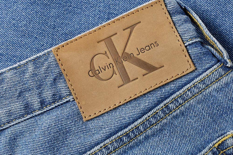 Tapered Anti-Fit Jean