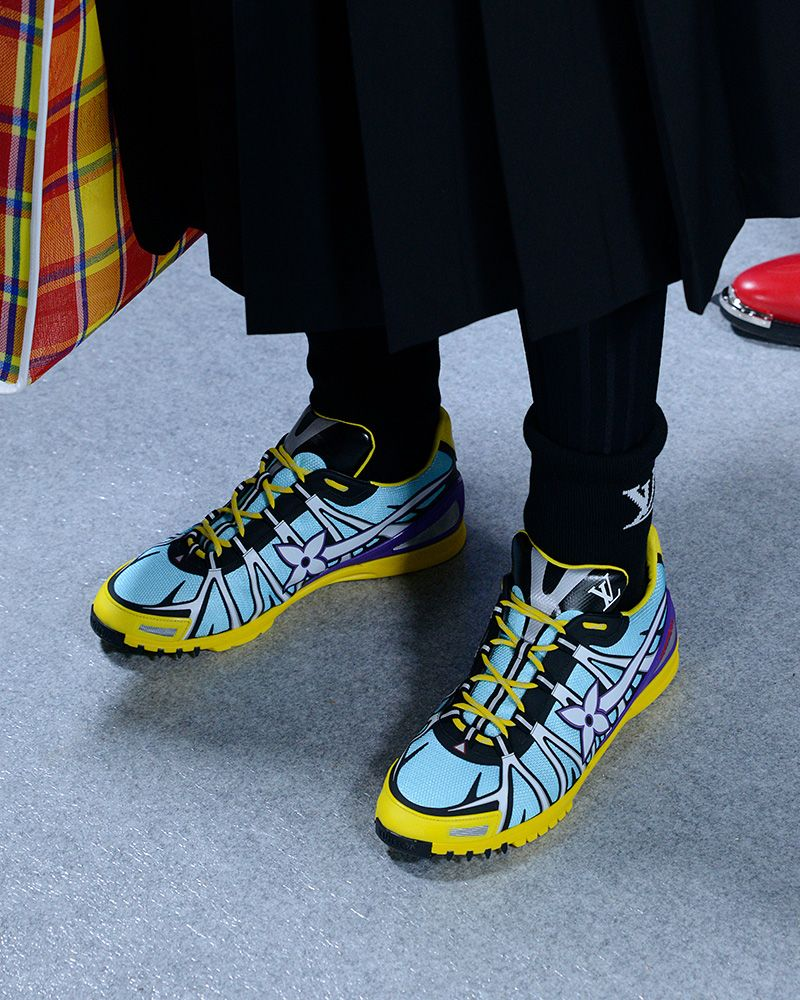 The Best Footwear On Show at Fashion Week FW21 32