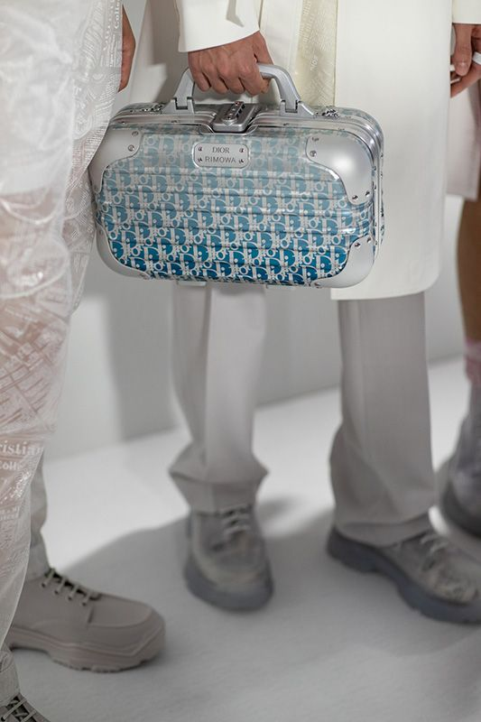 Dior Debuts Collab With RIMOWA at Paris Fashion Week