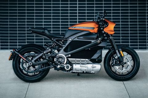 harley davidson livewire electric motorcycle release info Harley-Davidson LiveWire