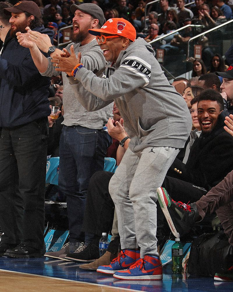 Seven Times Fire Sneakers Showed Up Courtside at the NBA 19