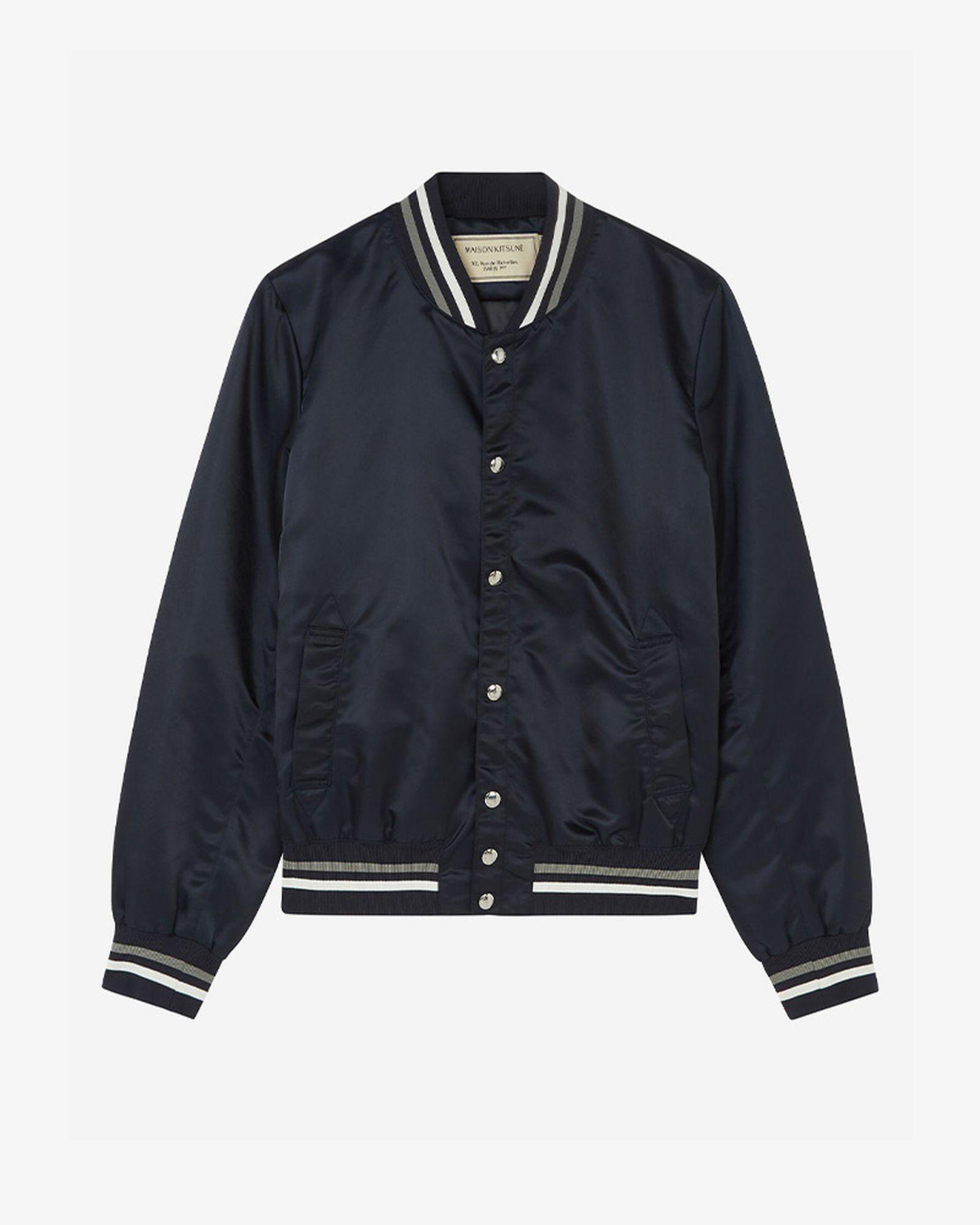 Maison Kitsune Bomber Jacket