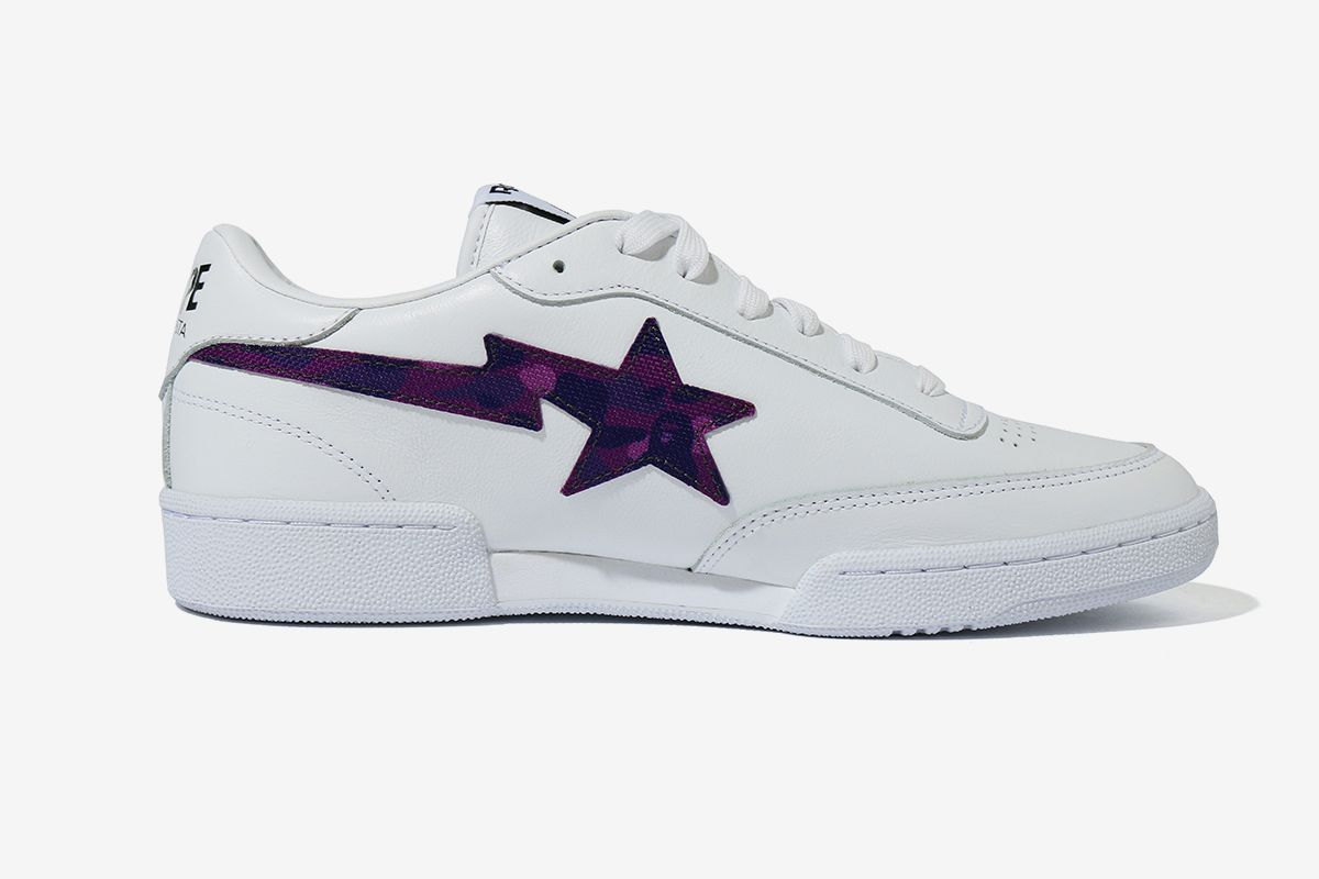 BAPE Turns Reebok's Club C Into the BAPE STA 24