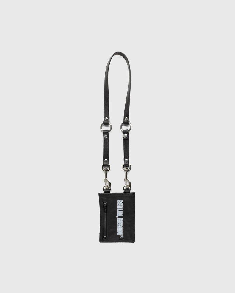 Highsnobiety x Butcherei Lindinger – Shoulderbag Black