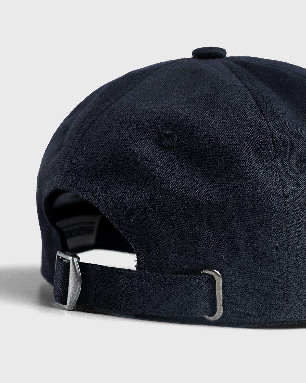 Highsnobiety – Baseball Cap Black - Image 4