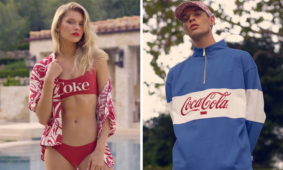b3d98b83 KITH & Coca-Cola Debut Summer Collection