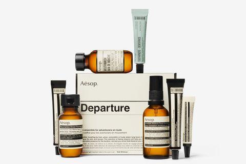 aesop travel kits