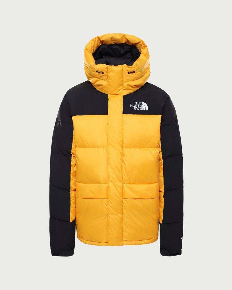 The North Face — Himalayan Down Jacket Peak Summit Gold Unisex