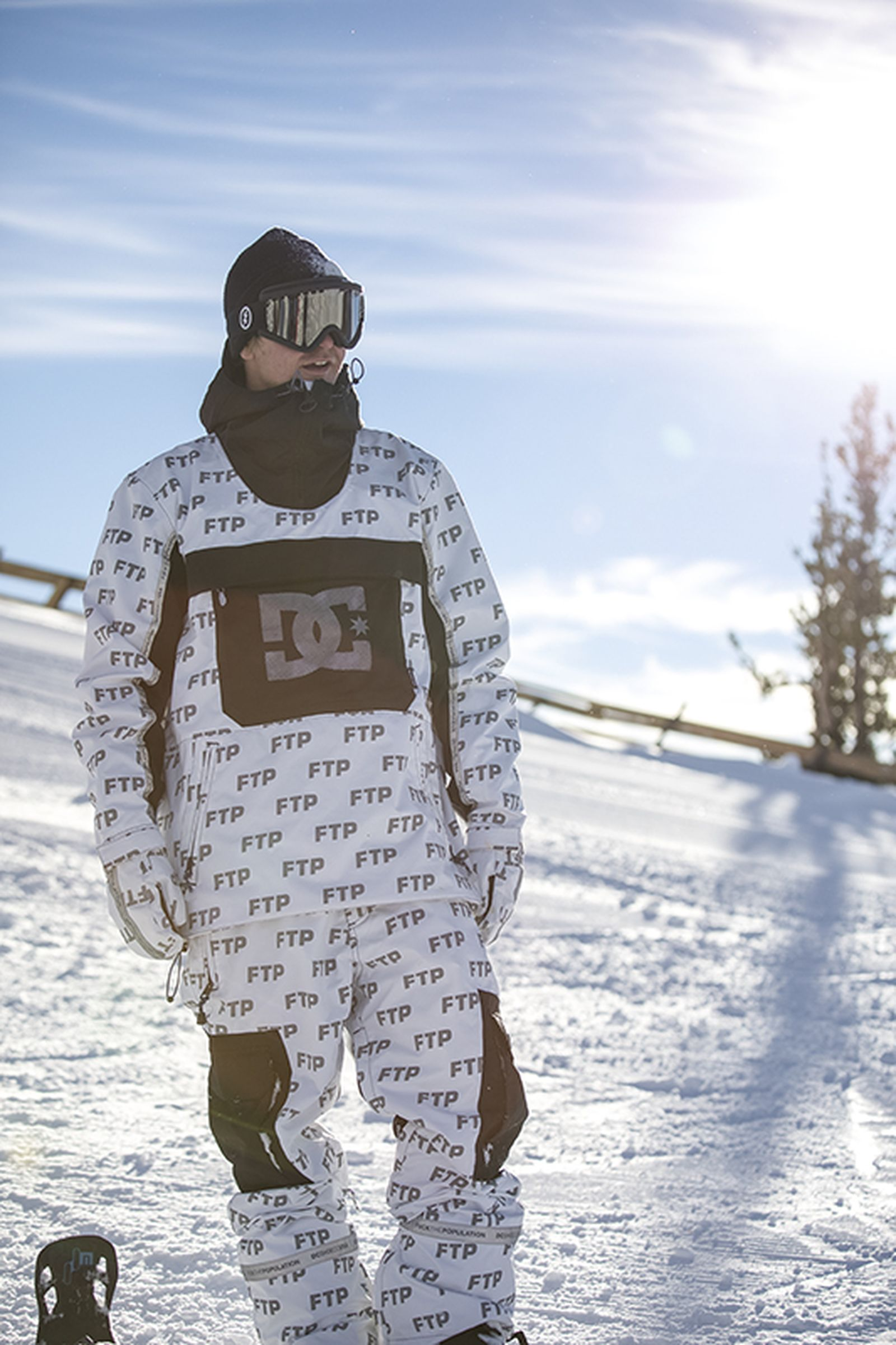 dc ftp snow collection dc shoes fuckthepopulation