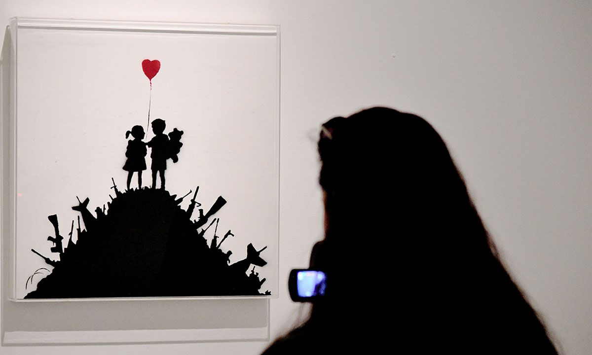 "Phillips Targets a New Generation of Collectors With ""Banksy & KAWS"" Auction"