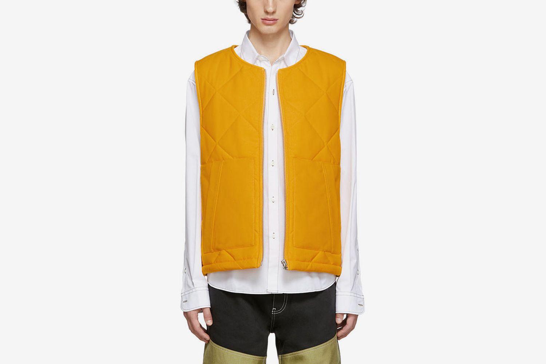 'Le Gilet Romarin' Vest