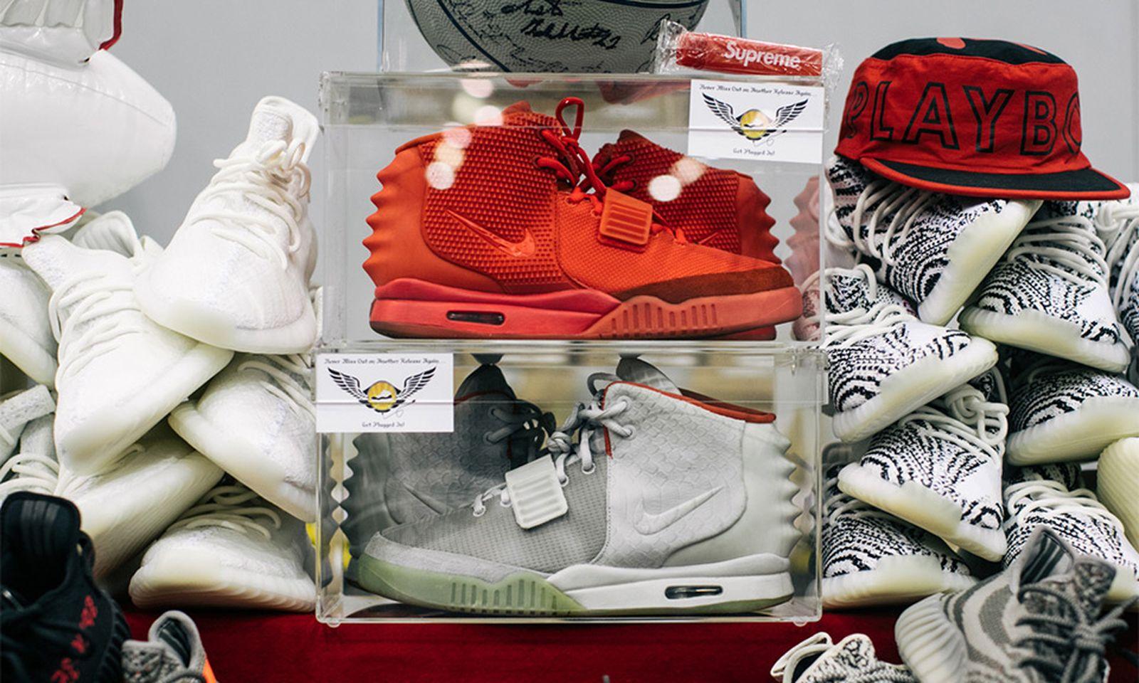 sneaker con app