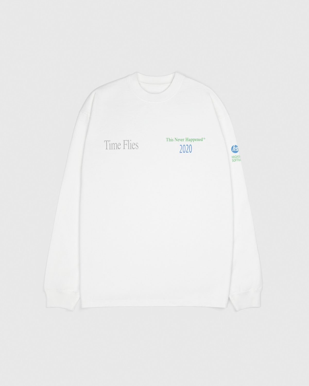 This Never Happened - Tech Convention T-Shirt White - Image 2