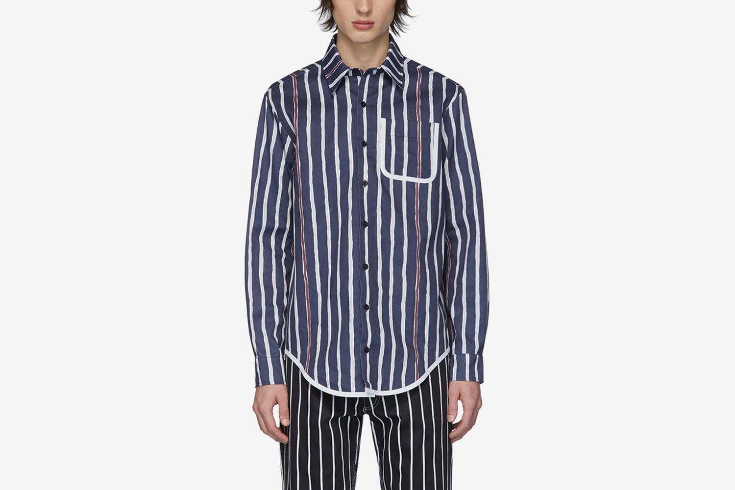 Painted Stripe Shirt