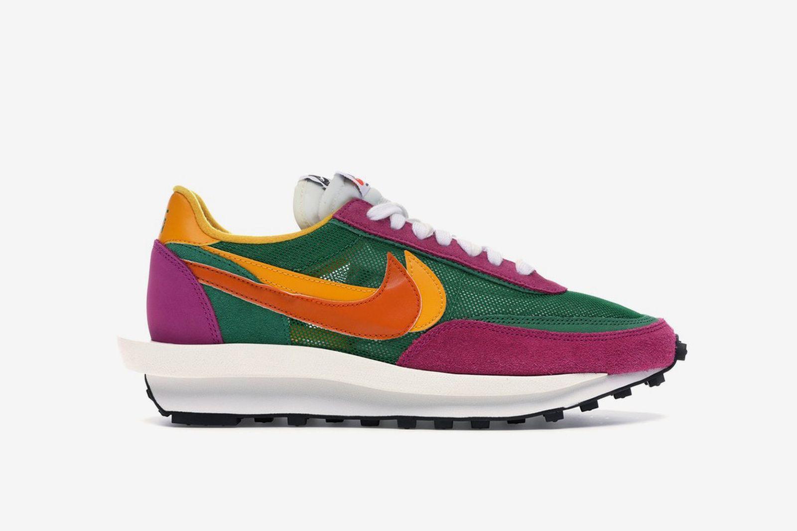 Shop the New sacai x Nike LDWaffle Colorways Here