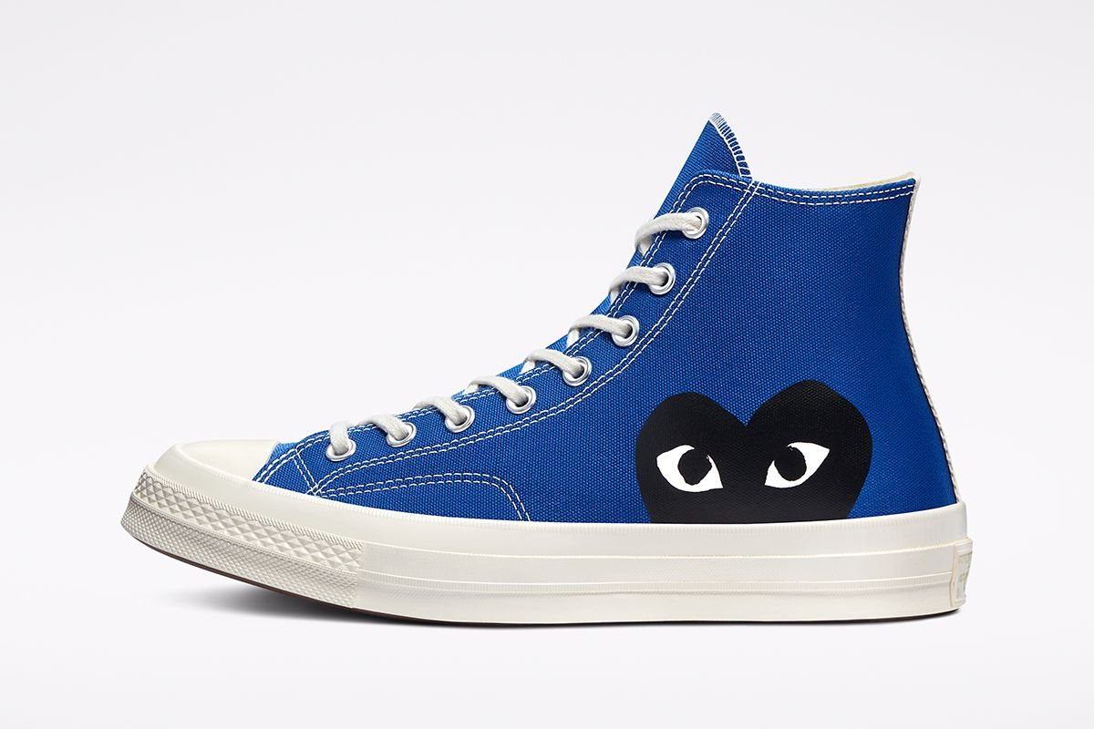 CdG PLAY Is Dropping Some New Chucks We Actually Want to Wear 36