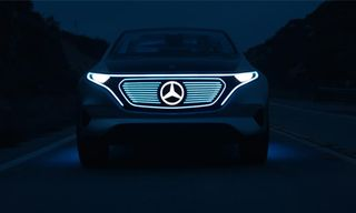 Our New Film with Mercedes-Benz Considers the Future of Driving
