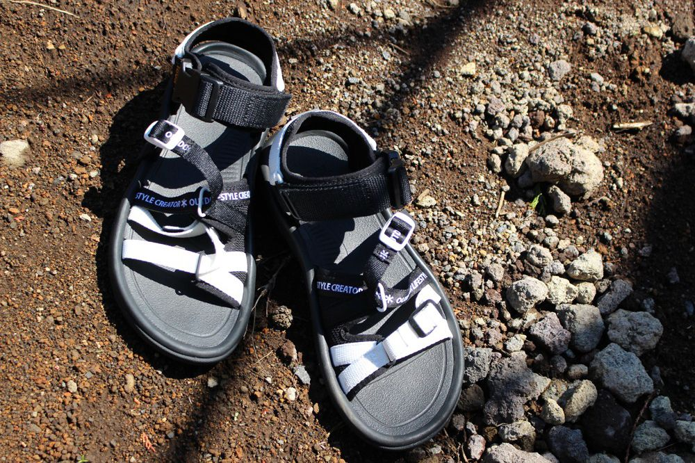 Snow Peak & Teva Just Dropped a New Adventure Sandal