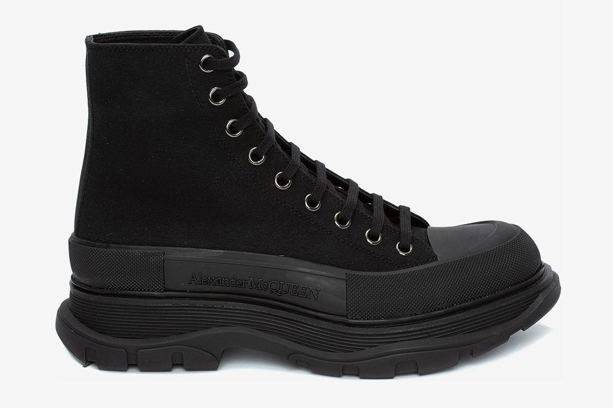 Alexander McQueen's $690 Tread Slick Is Business at the Top, Party on the Bottom 5