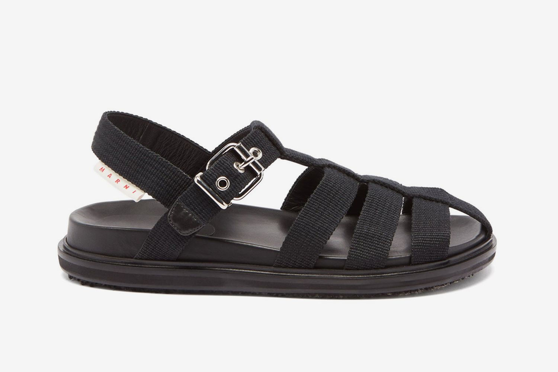 Fisherman-Strap Sandals