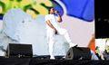 Pusha-T Debuts adidas Ozweego Collab at Coachella
