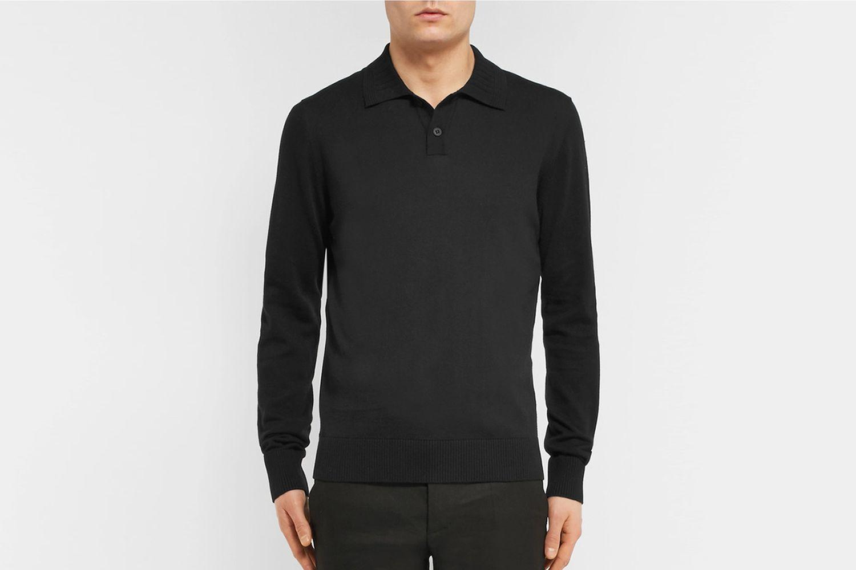 Palm Polo Shirt