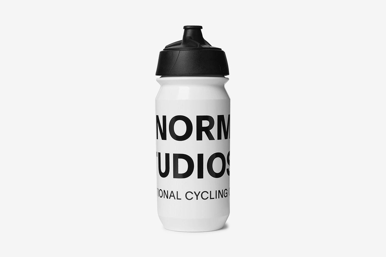 Logo-Print Water Bottle