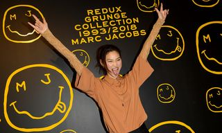 """Marc Jacobs Responds to Nirvana's Copyright Lawsuit Against """"Redux Grunge"""" Collection"""
