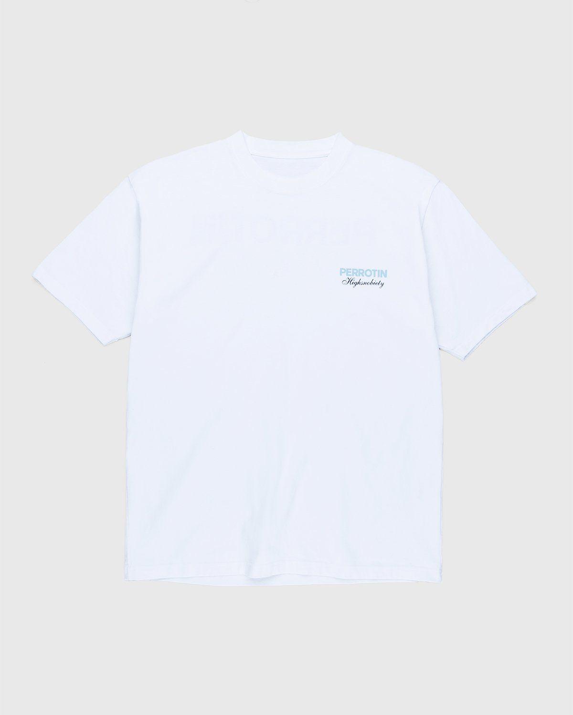 Highsnobiety — Not In Paris 3 x Galerie Perrotin T-Shirt White - Image 2
