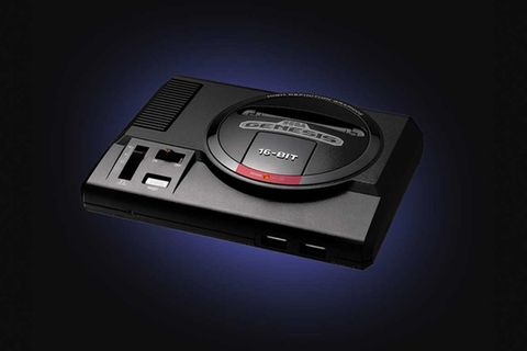 sega genesis mini retro games