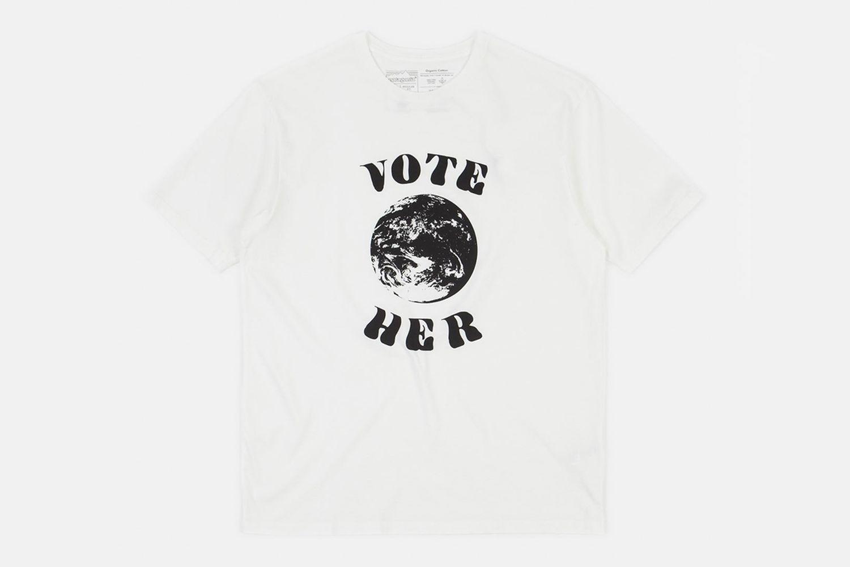 Vote Her Organic T-Shirt