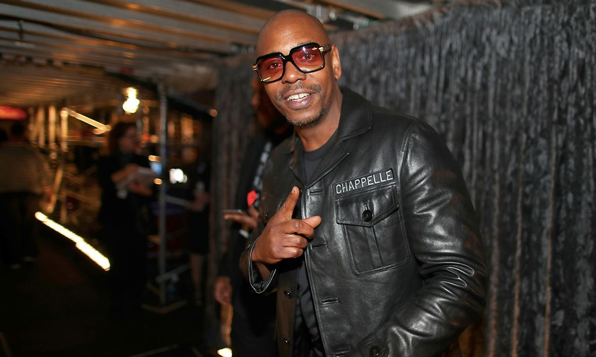 Dave chappelle knives out