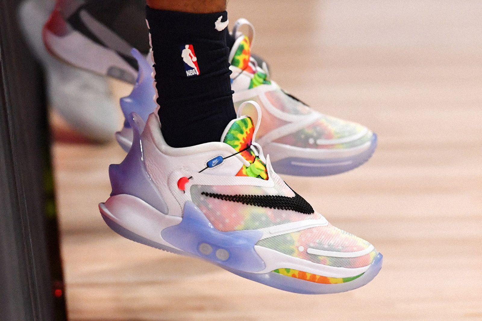 Where To Buy The Nike Adapt Bb 2 0 Tie Dye